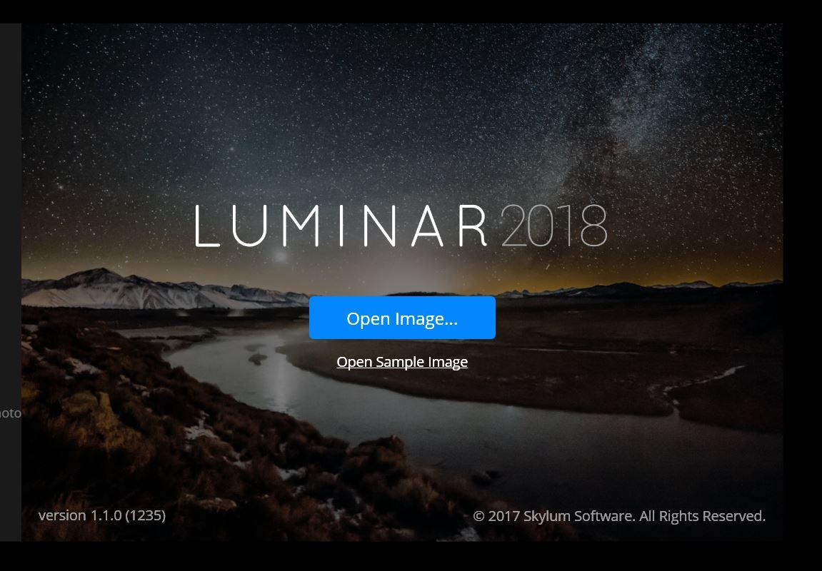 Luminar 2018 by Macphun Photoeditor