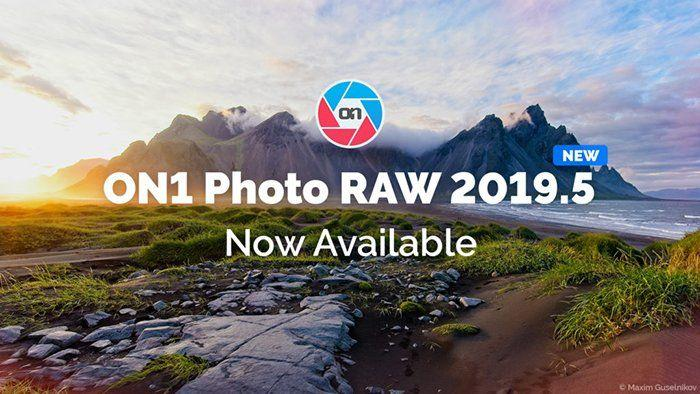 alternatywa dla lightroom edytor ON1 Photo Raw 2019.5