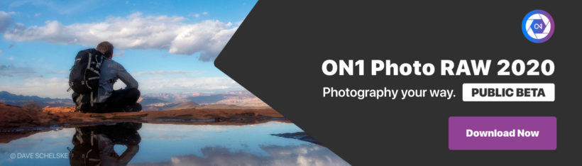 ON1 Photo RAW 2020 wersja beta i pre-order
