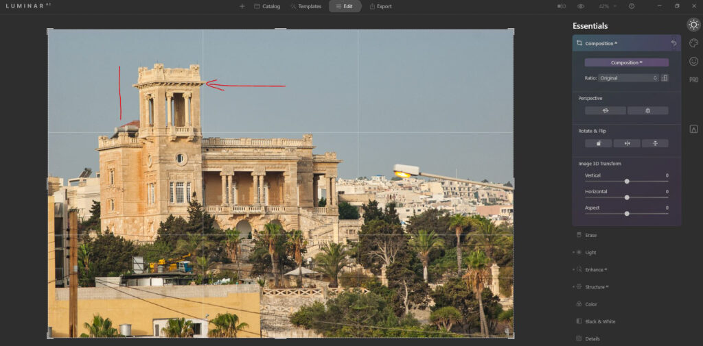 LuminarAI and CompositionAI - image editor fully powered by AI - moje-fotografie.com / discount code MOJE